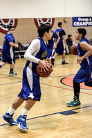 March 15, 2015 AOLG 7th/8th Grade Championship Game